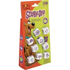 RORYS STORY CUBES SCOOBY DOO DICE SET