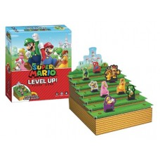 SUPER MARIO LEVEL UP BOARD GAME (Net)