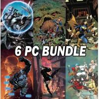 DC ANNUAL 6 PC SET BUNDLE