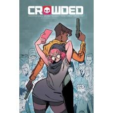 CROWDED #1 CVR A STEIN & BRANDT