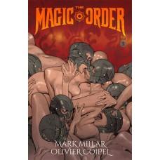 MAGIC ORDER #3 (OF 6) CVR A COIPEL (MR)