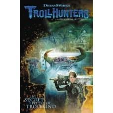 TROLLHUNTERS SECRET HISTORY OF TROLLKIND TP