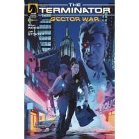 TERMINATOR SECTOR WAR #1 (OF 4)