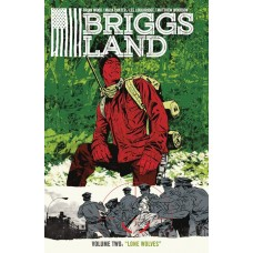 BRIGGS LAND TP VOL 02 LONE WOLVES
