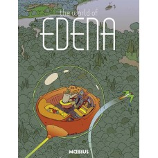 MOEBIUS LIBRARY WORLD OF EDENA HC