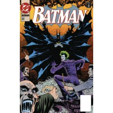 BATMAN PRELUDE TO KNIGHTFALL TP