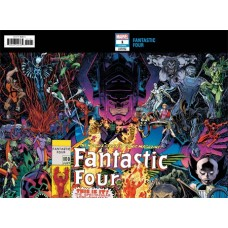 FANTASTIC FOUR #1 ART ADAMS CONNECTING WRAPAROUND VARIANT
