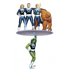 AVENGERS #6 CASSADAY RETURN OF FANTASTIC FOUR VARIANT