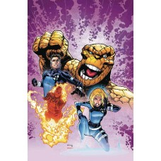 LIFE OF CAPTAIN MARVEL #2 RAMOS RETURN OF FANTASTIC FOUR
