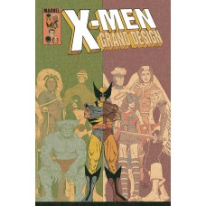 X-MEN GRAND DESIGN SECOND GENESIS #2 (OF 2)