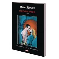 MARVEL KNIGHTS FANTASTIC FOUR BY MORRISON & LEE TP 1234