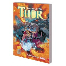 MIGHTY THOR TP VOL 04 WAR THOR