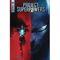 PROJECT SUPERPOWERS #1 CVR A MATTINA