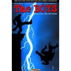BOYS TP VOL 09 BIG RIDE SGN ED (MR)
