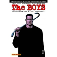 BOYS TP VOL 12 BLOODY DOORS OFF SGN ED (MR)