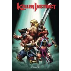 KILLER INSTINCT TP VOL 01