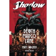 SHADOW DEATH OF MARGO LANE HC LTD ED
