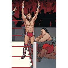 WWE #20 SCHOONOVER RAW CONNECTING VARIANT