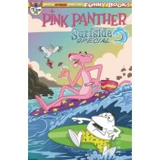 PINK PANTHER SURFSIDE SPECIAL #1 GREENAWALT MISTERJAW CVR