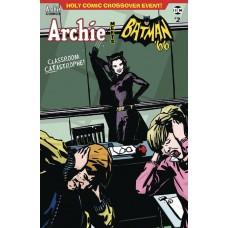 ARCHIE MEETS BATMAN 66 #2 CVR C SMITH
