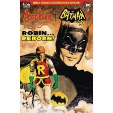 ARCHIE MEETS BATMAN 66 #2 CVR D HACK