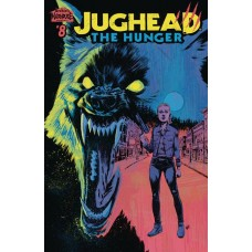 JUGHEAD THE HUNGER #8 CVR A GORHAM (MR)
