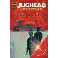 JUGHEAD THE HUNGER #8 CVR B MORRISSETTE PHAN (MR)