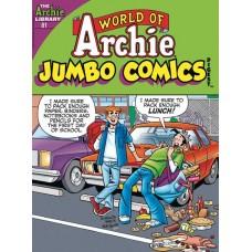 WORLD OF ARCHIE JUMBO COMICS DIGEST #81