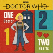 DOCTOR WHO ONE DOCTOR TWO HEARTS HC