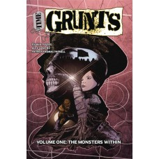 TIME GRUNTS TP VOL 01 MONSTERS WITHIN