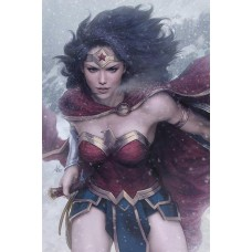 DF WONDER WOMAN #51 ARTGERM LAU CGC GRADED