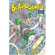 BLASTOSAURUS #1