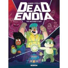DEADENDIA GN VOL 01 WATCHERS TEST