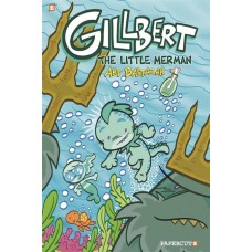 GILLBERT THE LITTLE MERMAN HC VOL 01