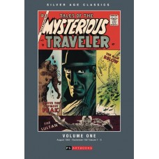 SILVER AGE CLASSICS TALES OF MYSTERIOUS TRAVELER HC VOL 01