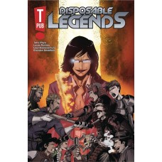 DISPOSABLE LEGENDS #1 (OF 6) (MR)