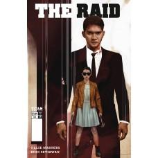 RAID #1 (OF 4) CVR A OLIVER