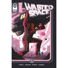WASTED SPACE #5 CVR A SAUVAGE (MR)