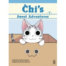 CHI SWEET ADVENTURES GN VOL 02