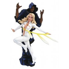 MARVEL GALLERY CLOAK & DAGGER COMIC PVC STATUE