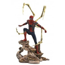 MARVEL GALLERY AVENGERS 3 IRON SPIDER-MAN PVC STATUE