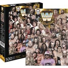 WWE LEGENDS 500 PIECE JIGSAW PUZZLE