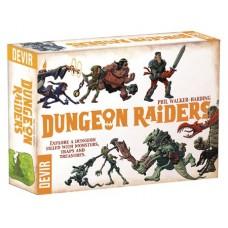 DUNGEON RAIDERS CARD GAME