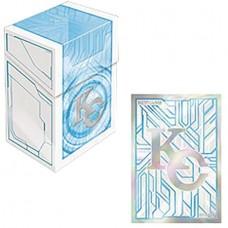 YU GI OH KAIBA CORPORATION CARD SLEEVES 50CT PACK