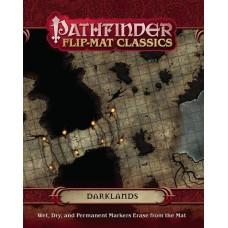 PATHFINDER FLIP MAT CLASSICS DARKLANDS