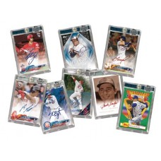 TOPPS 2018 CLEARLY AUTHENTIC BASEBALL T/C BOX (Net)