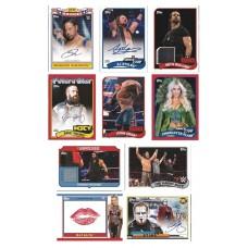 TOPPS 2018 WWE HERITAGE T/C BOX (Net)
