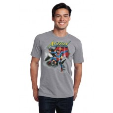 ACTION #1000 SUPERMAN 1930S T/S XXL