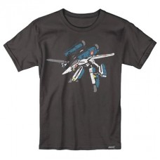 ROBOTECH MINIMAL BLACK T/S XL