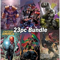 BRING ON THE BAD GUYS BOBG VARIANT 23PC BUNDLE @A